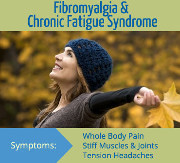 Conditions Treated: Fibromyalgia & CFS